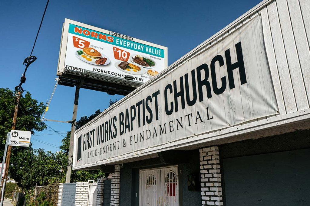 First Works Baptist Church
